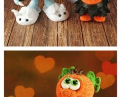 Amigurumi Doll İnnocent Baby Free Crochet Pattern - Örgü Modelleri   190x235